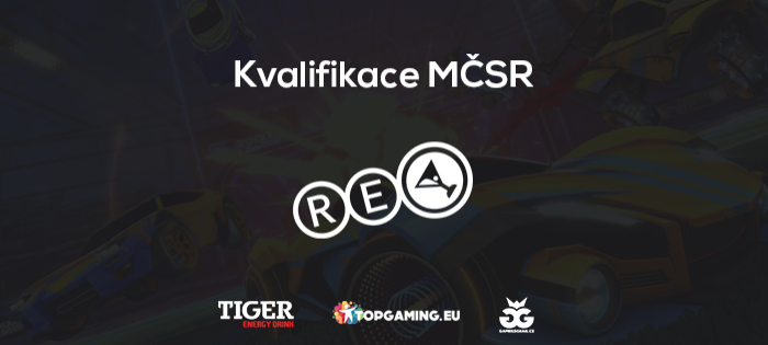 MČSR LAN 2 v Rocket League